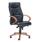 raggio wooden office chair